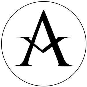 arcati productions logo in circle v01 2000w